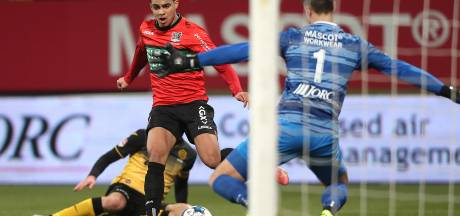 Omzettingen 'puzzelcoach' Rogier Meijer bezorgen NEC zege bij Roda JC