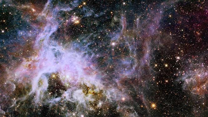 Negen nieuwe monstersterren geven samen 30 miljoen keer zoveel licht als zon