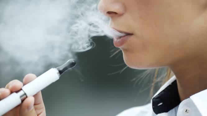 WHO trekt aan alarmbel over gebruik e-sigaretten