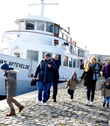 Schrijf je nu in voor een gratis rondvaart door de haven