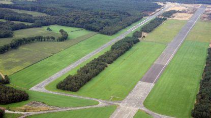 Militaire oefeningen op het vliegveld Malle-Zoersel