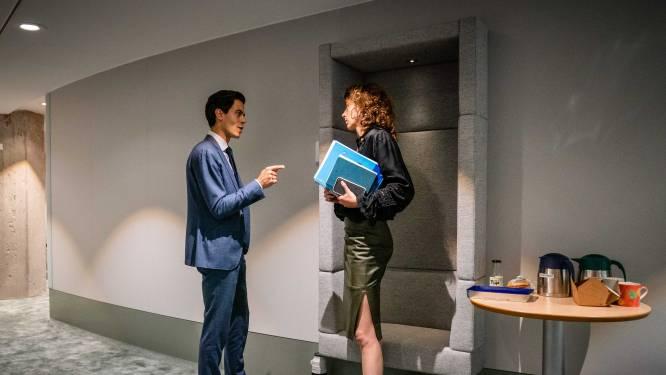 Politieke romance tussen secondanten vormt basis Rutte IV