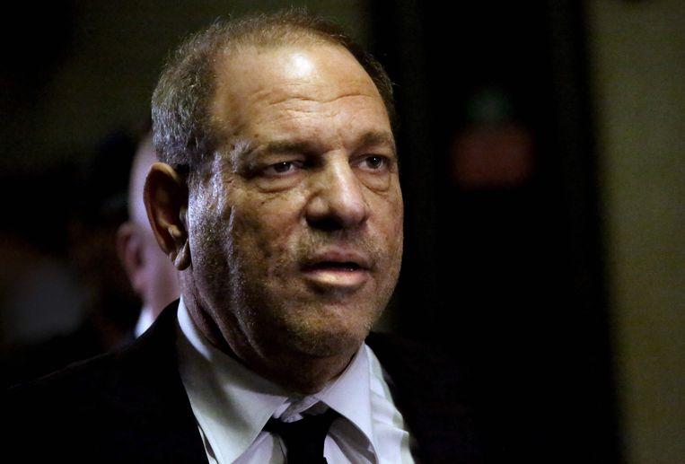 'Met Weinstein was het anders dan bij Clinton of Trump: voor het eerst waren de vrouwen die naar voren traden geloofwaardiger dan de man in kwestie.'  Beeld AFP