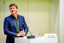 Jacco Vonhof, voorzitter van MKB Nederland en eigenaar van het Zwolse schoonmaakbedrijf Novon.