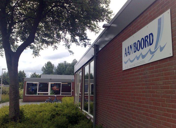 Basisschool Aan Boord in Dronten.