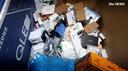 Veel producten die worden weggegooid zitten nieuw in de verpakking, stelt ITV News.