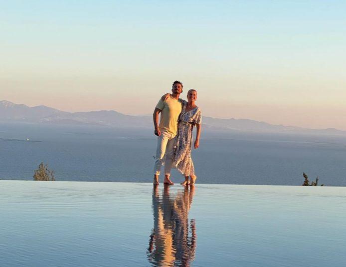 Katy Perry et Orlando Bloom profitent actuellement de leurs vacances en Turquie.