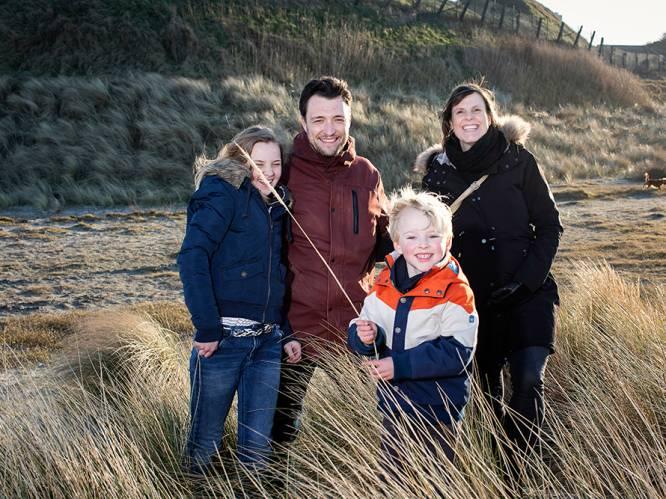 """Papa Kristof (40) en dochter Zita (12) hebben allebei autisme: """"Ik voel me soms machteloos, maar autisme heeft ook mooie kanten"""""""
