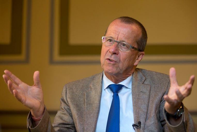 Hashim Abedi wilde een aanslag plegen op het konvooi van Martin Kobler, een gezant van de Verenigde Naties in Libië. Beeld AP