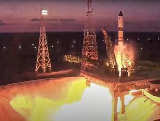 Russische cargo aan ruimtestation ISS gekoppeld