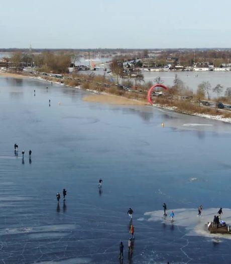Video van de Dag | Deze prachtige beelden zijn dé ideale afsluiter van je schaatsweekend