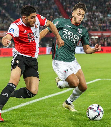 NEC-linksback El Karouani opnieuw opgeroepen voor Marokko voor vervolg WK-kwalificatie