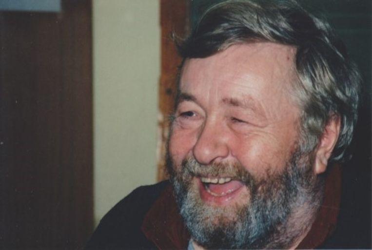 Jot Theys, oprichter van KOMMA, overleed jammer genoeg al in 2001.