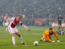 Vijf jaar geleden: Deense furie is Feyenoord te machtig in Arena