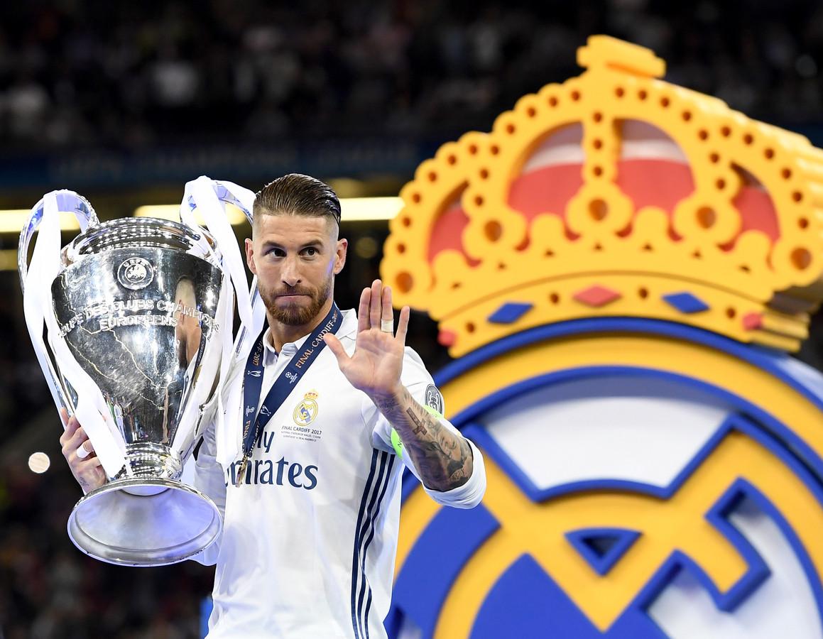 De bijzonder succesvolle tijd van Sergio Ramos bij Real Madrid is voorbij.