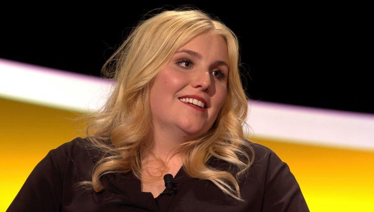 Hilarische Nieuwkomer In De Slimste Mens Ter Wereld Ik Heb Het Gehad Tv Showbizz Hln