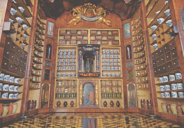 De inhoud van de verzamelaarskast Beeld Rijksmuseum