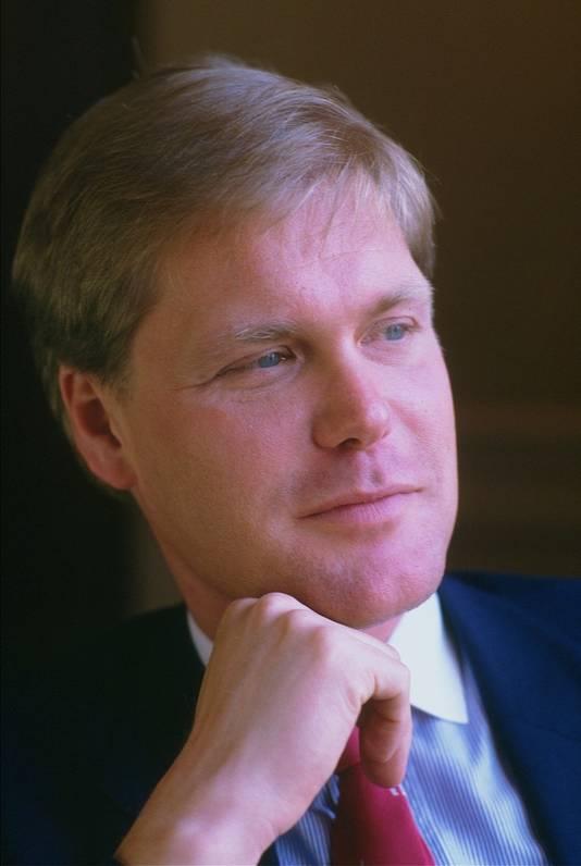 Oud-staatssecretaris Robin Linschoten