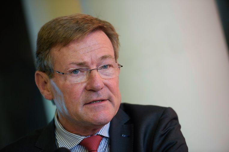 Johan Van Overtveldt. Beeld PHOTO_NEWS