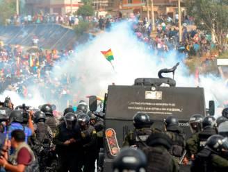 Bolivia: negen doden bij protestmars cocaboeren, ordediensten krijgen carte blanche van regering