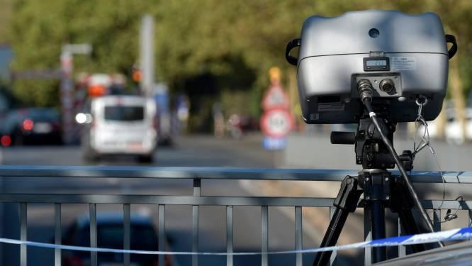 Laagvlieger geflitst aan 109 kilometer per uur op Oosthamsesteenweg