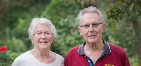 Zestig jaar gelukkig getrouwd: 'Belangrijk om de humor erin te houden'