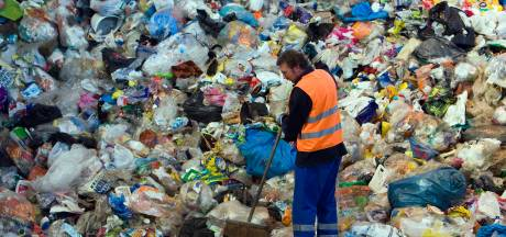 Triest resultaat: alle (!) plasticafval uit grote verzamelcontainers afgekeurd in Haaksbergen