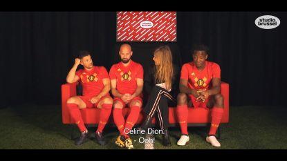 """De favoriete muziek van onze Rode Duivels? Eden Hazard: """"Damso"""""""