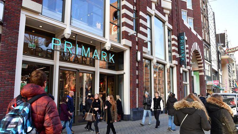 Primark Nederland heeft donderdagoachtend een constructief gesprek gehad met FNV Handel. Beeld anp
