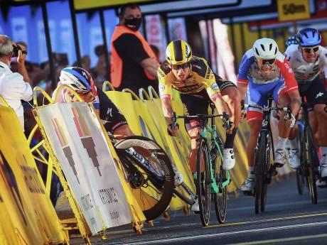 Jakobsen zwaargewond na vreselijke clash met Groenewegen in Ronde van Polen