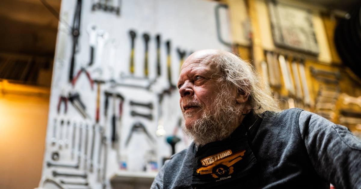 Fietsenmaker Kees van Okeesjen stopt ermee: 'Hastalapasta, ik wilde mensen blij maken'