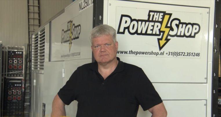 Paul Wittenhorst, directeur van The Powershop. Beeld The Powershop