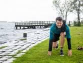 Luuk (28) gaat vier marathons achter elkaar rennen: 'Er zijn vrienden die zeggen: wat een gek ben jij'