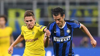 LIVE. Boeken toe! Inter op dubbele voorsprong via Candreva