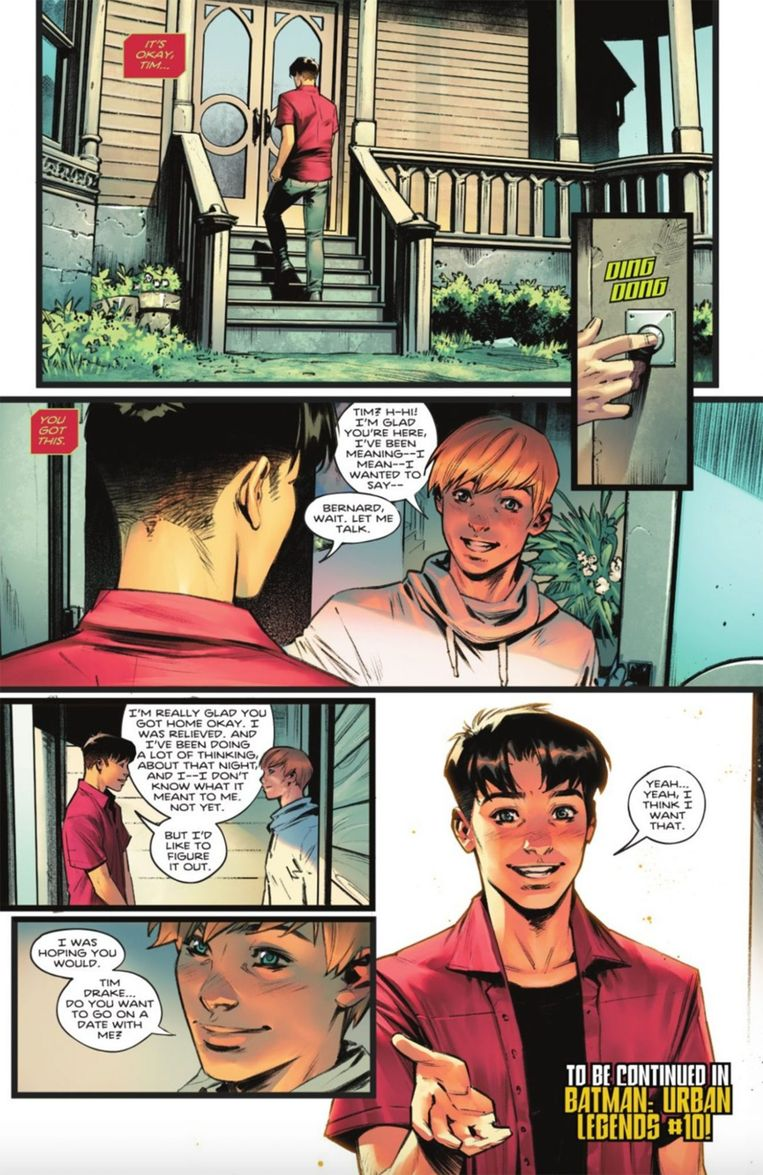 null Beeld RV DC comics
