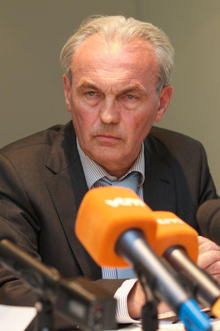 Andre Gyselbrecht. Beeld BELGA