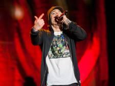 Burgemeester Manchester boos op Eminem om rap over aanslag