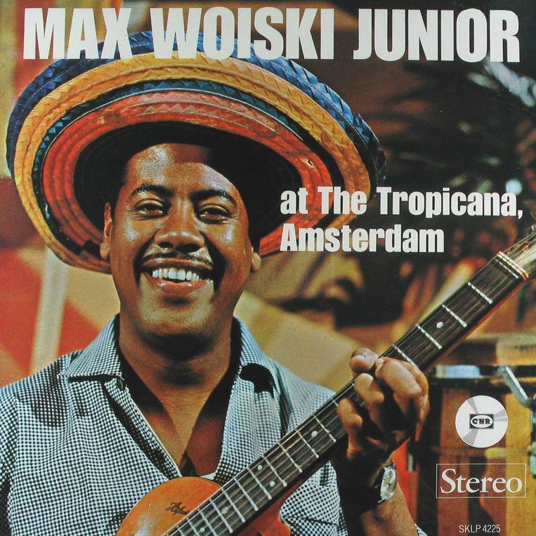 Na het vertrek van zijn vader kon Max junior aan zijn eigen carrière beginnen.  Beeld