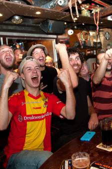 Go Ahead Eagles neemt afscheid van de vrijdagavond, zonder enige weemoed: 'Voetbal hoort op zaterdag of zondag'