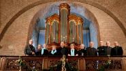 Schola Sainnensis brengt Gregoriaanse muziek naar de kerk