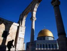 Accès limité à l'esplanade des Mosquées après des heurts