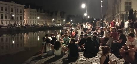 Wie deze zomer glas laat rondslingeren in Gent krijgt GAS-boete van 120 euro