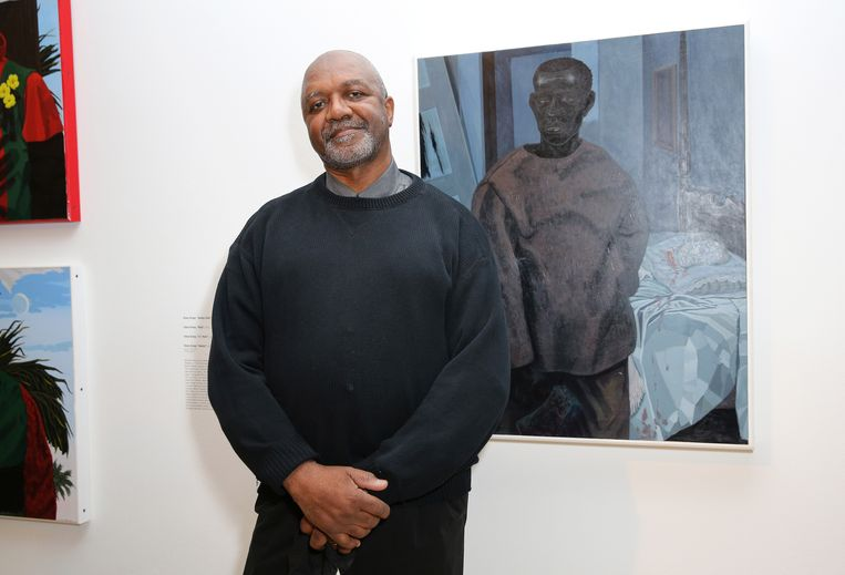 Kerry James Marshall. Beeld Getty Images for MOCA