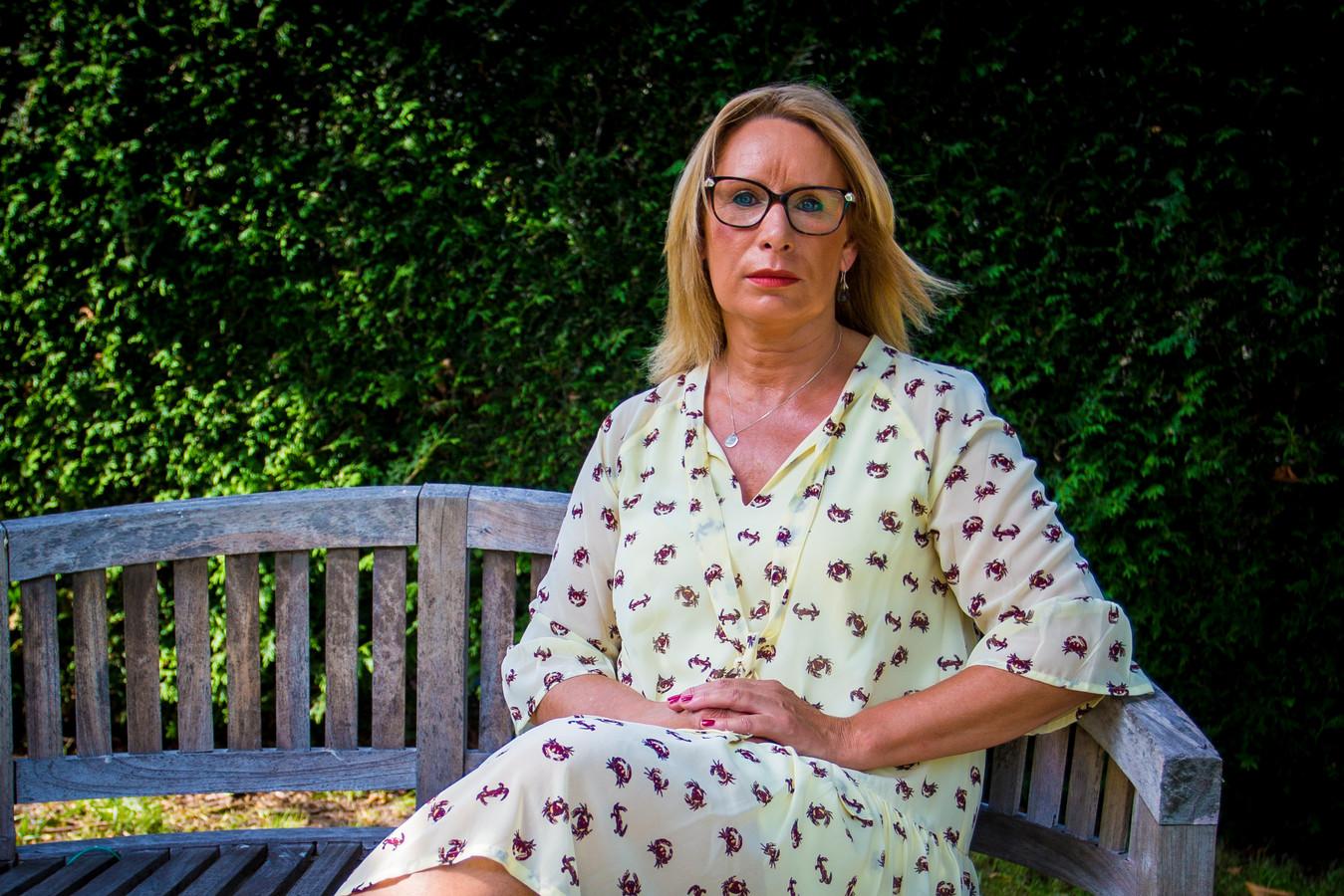 Carine Dhont (54), zorgmanager uit Zele