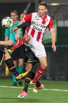 FC Oss - Jong AZ wordt 23 oktober overgespeeld door fout Alkmaarders