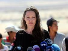 Angelina Jolie openhartig over leven na scheiding van Brad Pitt