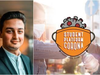 """Studenten richten 'Platform Corona' op om medestudenten extra ondersteuning te bieden: """"Beleidsmakers staan via Facebook rechtstreeks in contact met hen"""""""