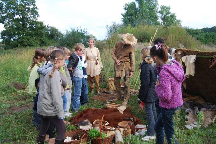 Volop activiteiten bij boerderij Huize Horsterwold