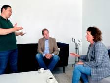 Zes ex-BVD'ers gaan door als Fractie Nijhof