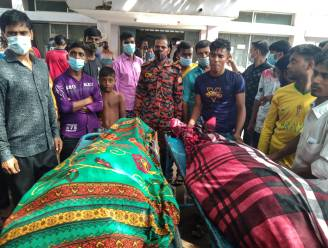 Bliksem doodt 17 mensen op bruiloft in Bangladesh